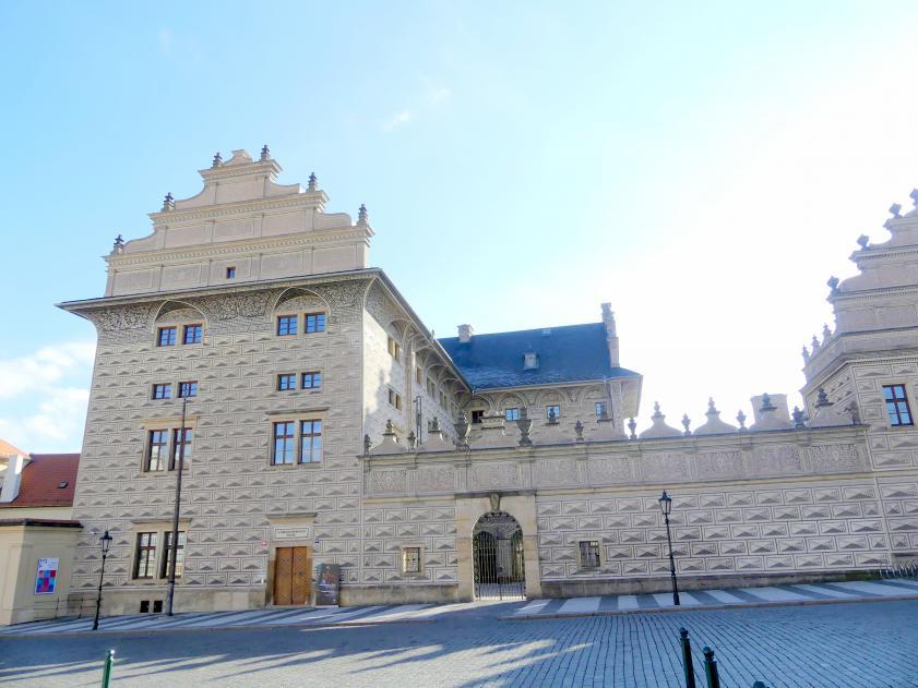 Prag, Nationalgalerie im Palais Schwarzenberg, Bild 2/11