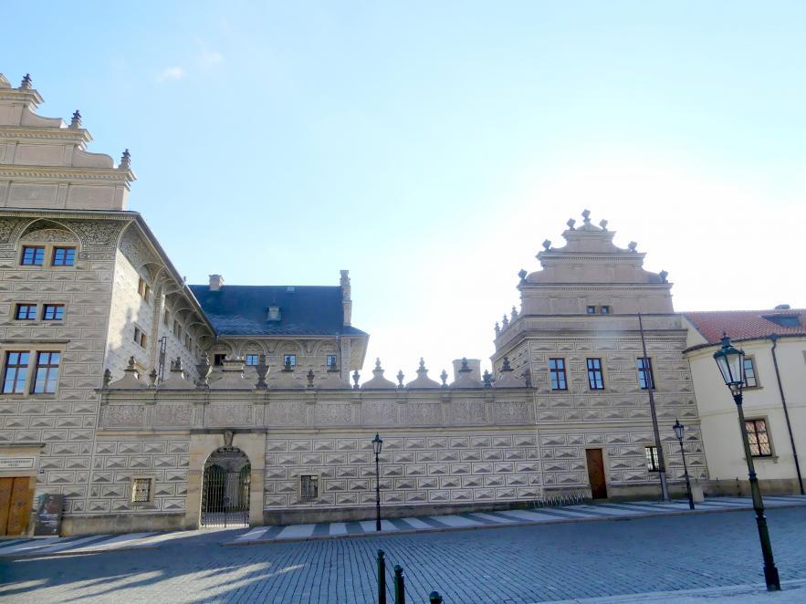 Prag, Nationalgalerie im Palais Schwarzenberg, Bild 3/11