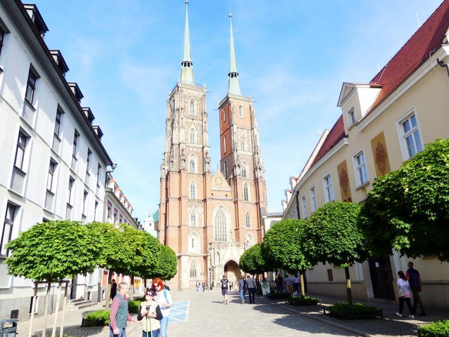 Breslau, Breslauer Dom, Kathedrale St. Johannes der Täufer, Bild 1/14