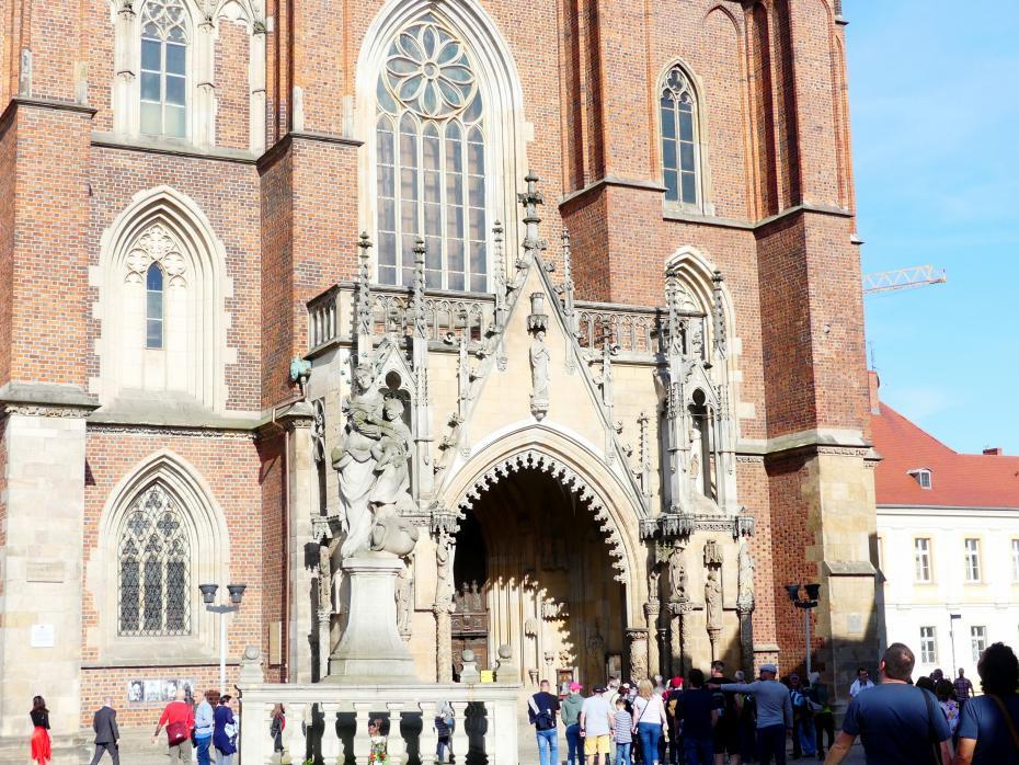 Breslau, Breslauer Dom, Kathedrale St. Johannes der Täufer, Bild 2/14