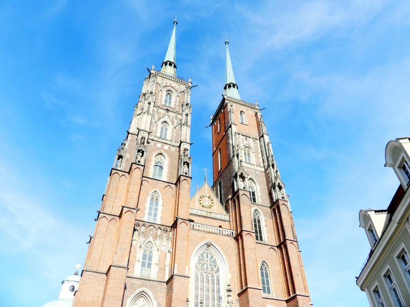 Breslau, Breslauer Dom, Kathedrale St. Johannes der Täufer, Bild 3/14