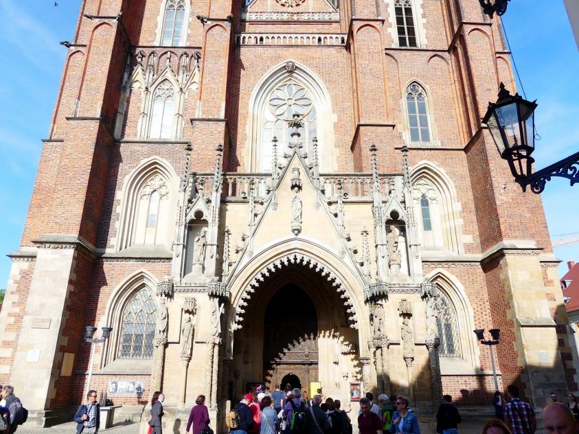 Breslau, Breslauer Dom, Kathedrale St. Johannes der Täufer, Bild 4/14