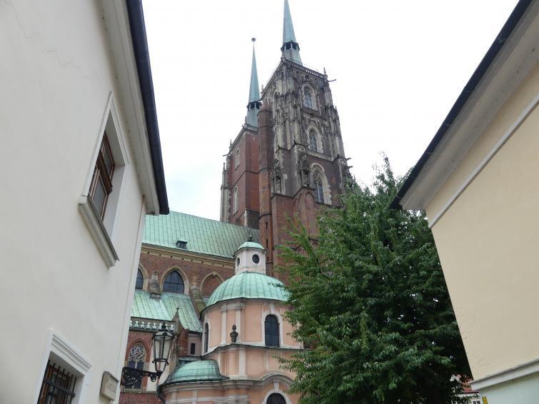 Breslau, Breslauer Dom, Kathedrale St. Johannes der Täufer, Bild 5/14