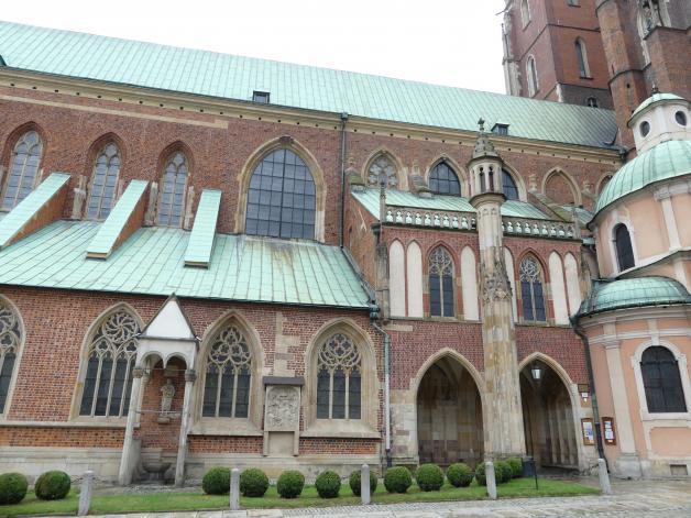 Breslau, Breslauer Dom, Kathedrale St. Johannes der Täufer, Bild 7/14