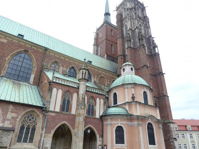 Breslau, Breslauer Dom, Kathedrale St. Johannes der Täufer, Bild 8/14