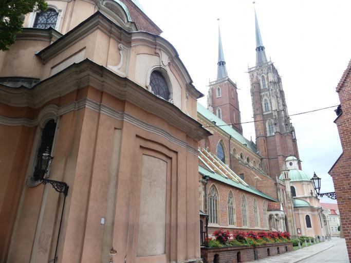 Breslau, Breslauer Dom, Kathedrale St. Johannes der Täufer, Bild 9/14