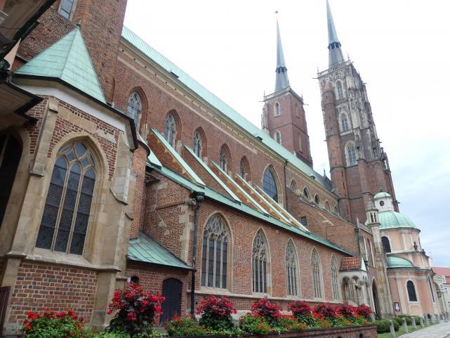 Breslau, Breslauer Dom, Kathedrale St. Johannes der Täufer, Bild 10/14