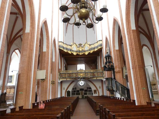 Breslau, Kirche St. Elisabeth, Bild 6/8