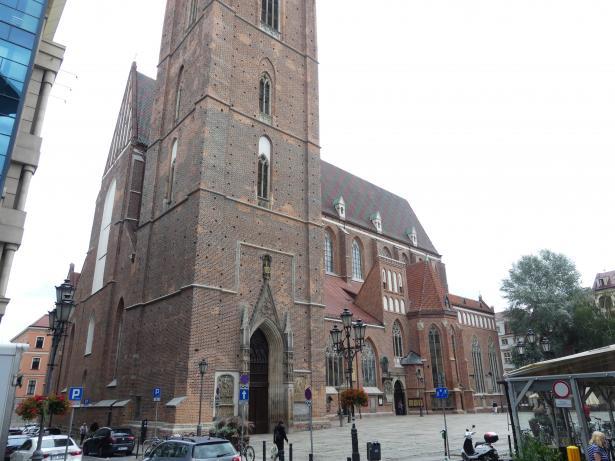 Breslau, Kirche St. Elisabeth, Bild 7/8