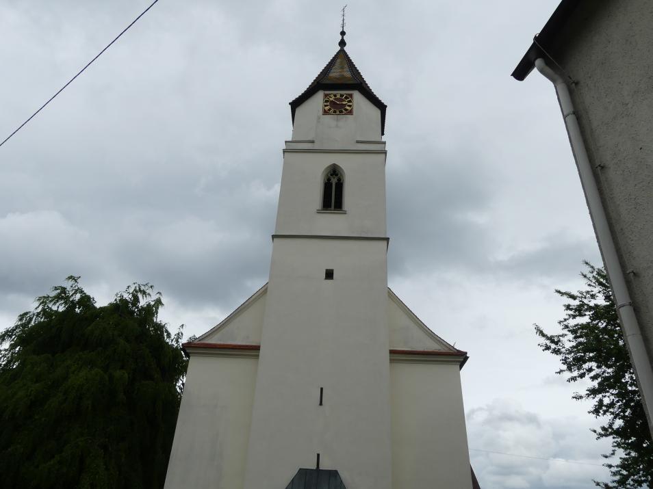 Daugendorf (Riedlingen), Pfarrkirche St. Leonhard
