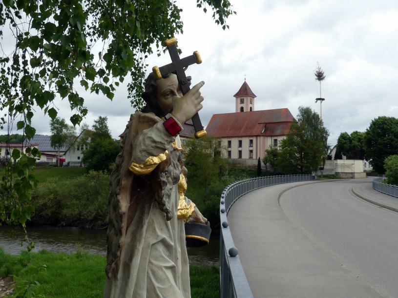 Zell (Riedlingen), Pfarrkirche St. Gallus