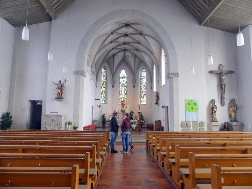 Offingen (Uttenweiler), Wallfahrtskirche St. Johannes Baptist auf dem Bussen, Bild 1/2