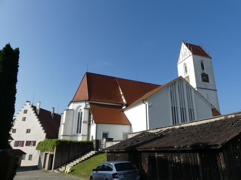 Bingen (Baden-Württemberg), Pfarrkirche Mariä Himmelfahrt, Bild 1/3