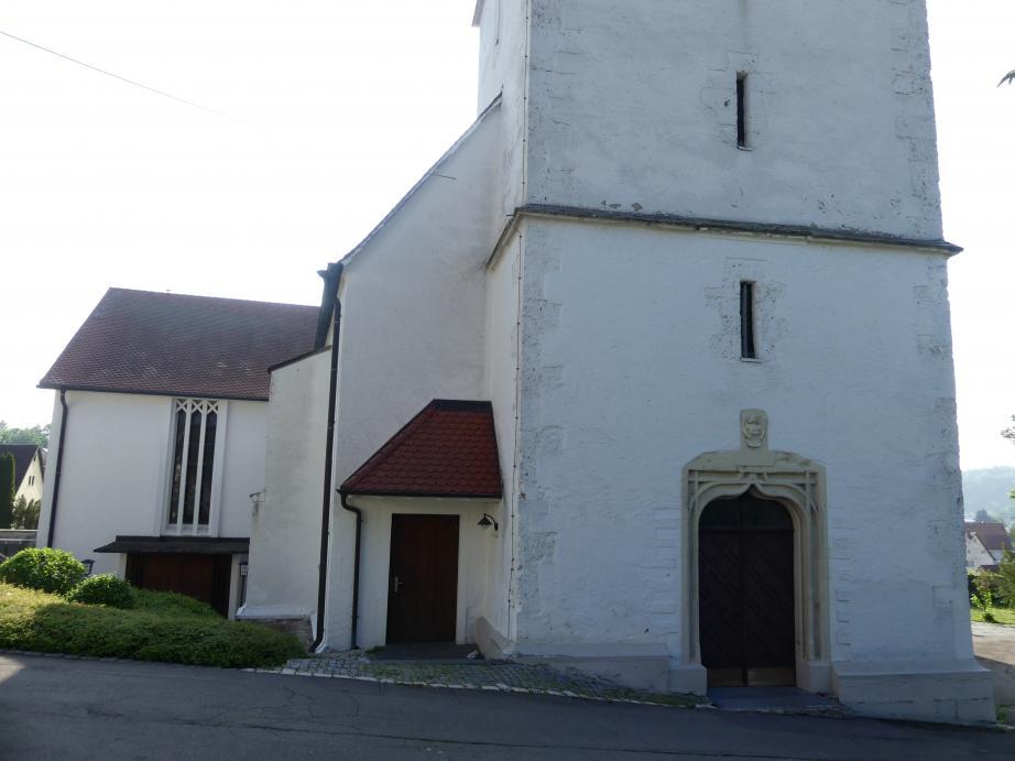 Bingen (Baden-Württemberg), Pfarrkirche Mariä Himmelfahrt
