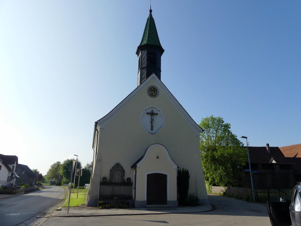 Beuren (Mengen), Kapelle zum Heiligen Wendelin