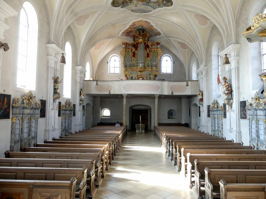 Bad Kötzting, Stadtpfarrkirche Mariä Himmelfahrt, Bild 2/4