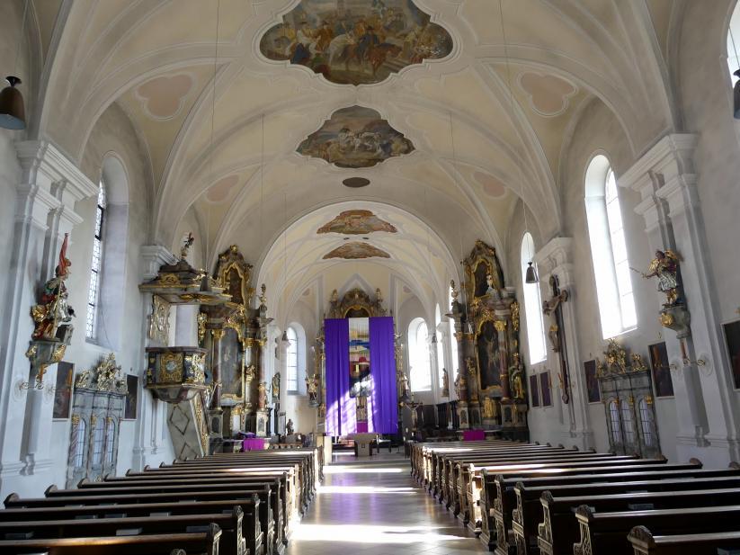 Bad Kötzting, Stadtpfarrkirche Mariä Himmelfahrt