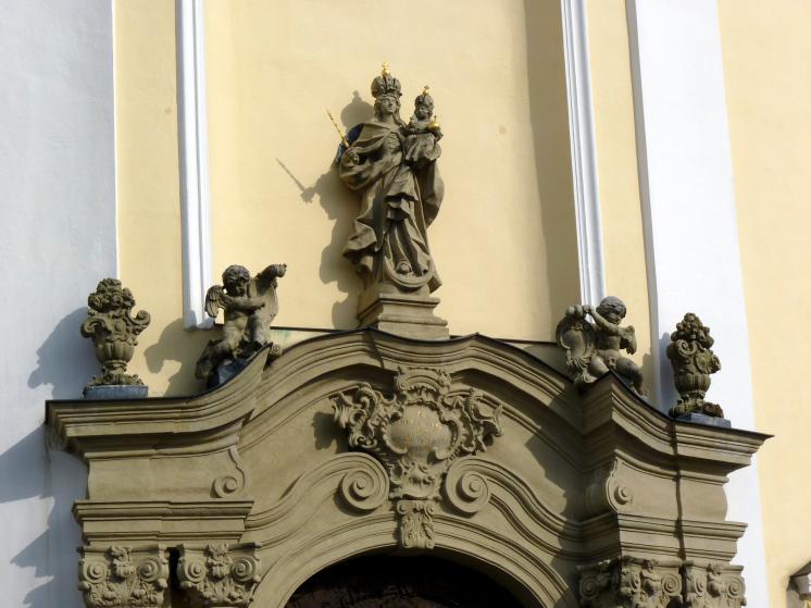 Frauenzell, ehem. Benediktinerabtei, ehem. Klosterkirche, heute Pfarrkirche Mariä Himmelfahrt, Bild 3/4
