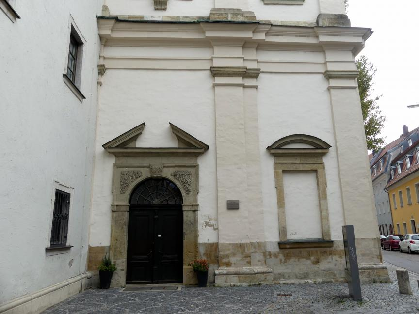 Regensburg-Stadtamhof, ehem. Augustiner-Chorherrenstift St. Mang, ehem. Stiftskirche, Bild 2/8