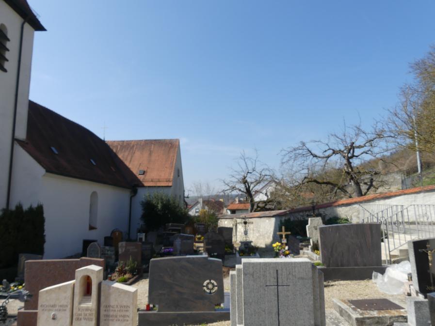 Regensburg-Niederwinzer, Pfarrkirche St. Nikolaus (ehem. Domkapitel Regensburg inkorporiert)