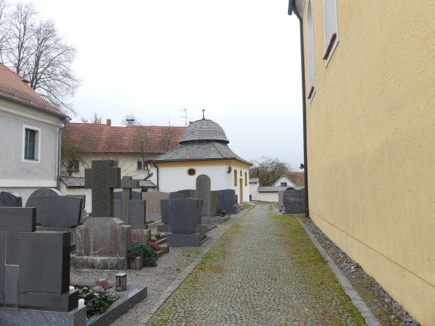 Arrach (Falkenstein), Pfarrkirche St. Valentin