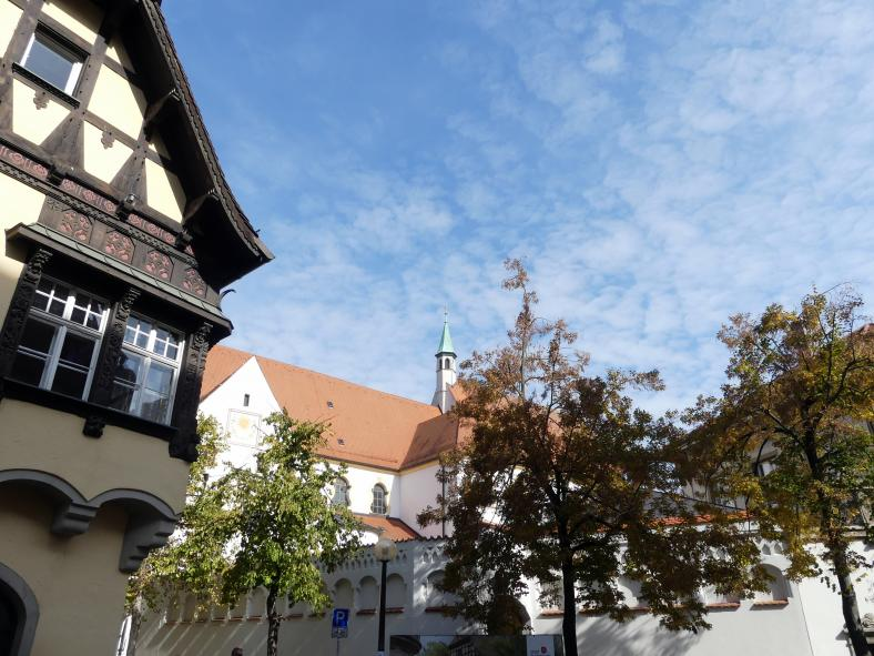 Regensburg, Stiftspfarrkirche St. Kassian, Bild 1/3