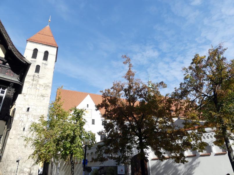 Regensburg, Stiftspfarrkirche St. Kassian, Bild 2/3