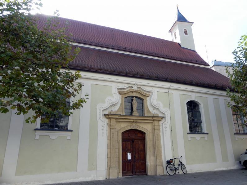 Regensburg, Stiftspfarrkirche St. Kassian, Bild 3/3