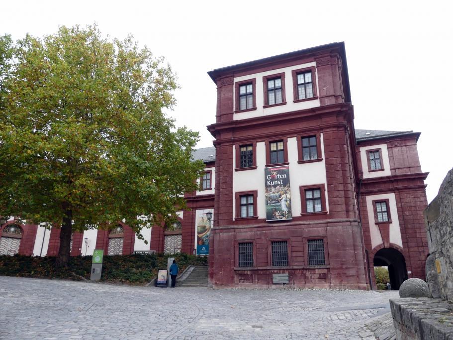 Würzburg, Museum für Franken (ehem. Mainfränkisches Museum), Bild 1/5