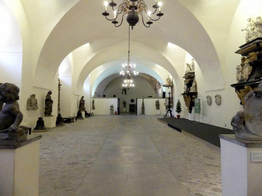 Würzburg, Museum für Franken (ehem. Mainfränkisches Museum), Bild 5/5