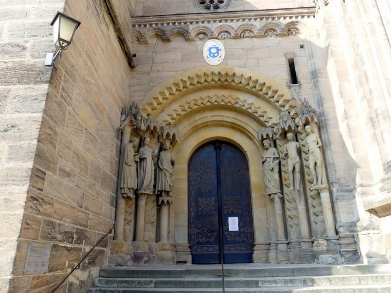Bamberg, Bamberger Dom St. Peter und St. Georg