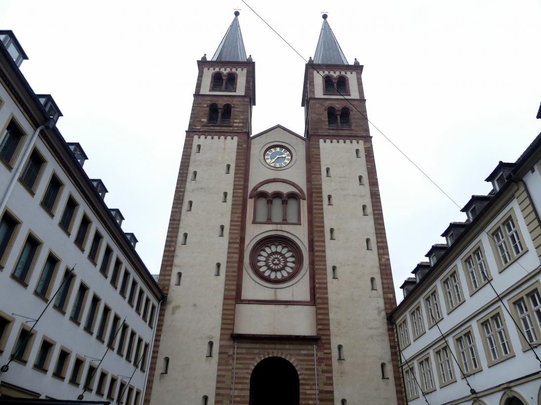 Würzburg, Dom St. Kilian, Bild 1/5