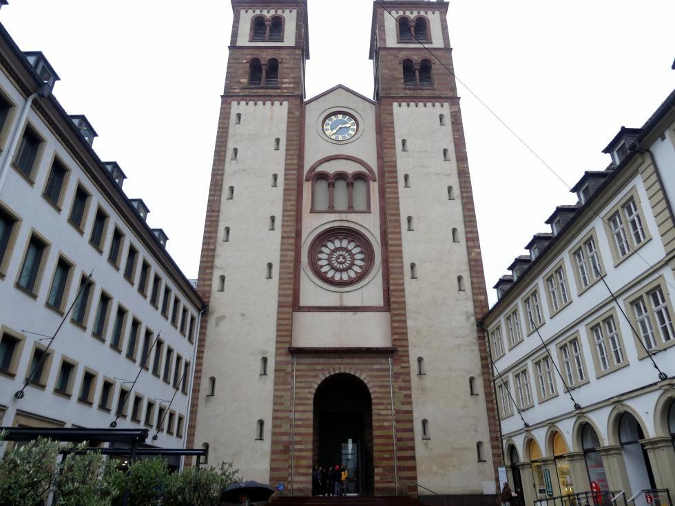 Würzburg, Dom St. Kilian, Bild 2/5