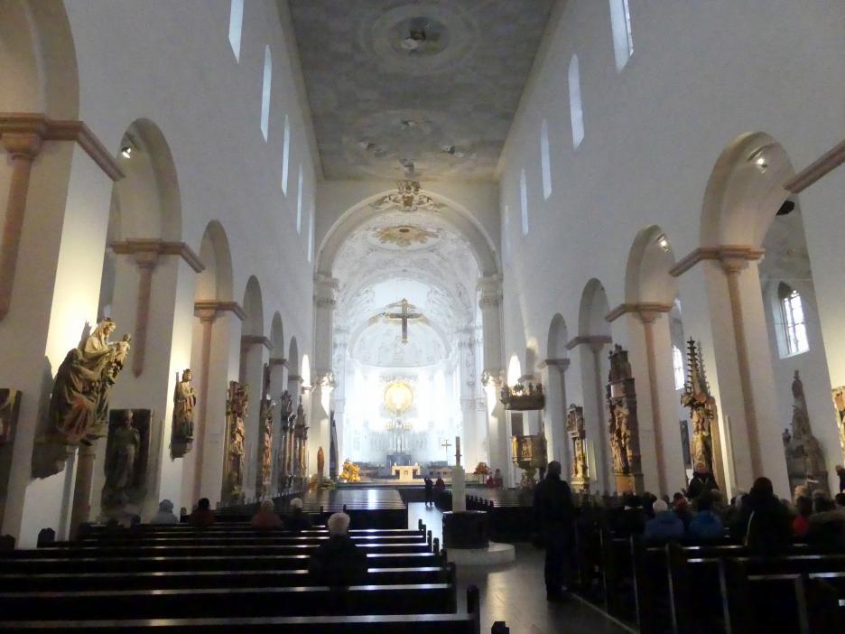 Würzburg, Dom St. Kilian, Bild 3/5