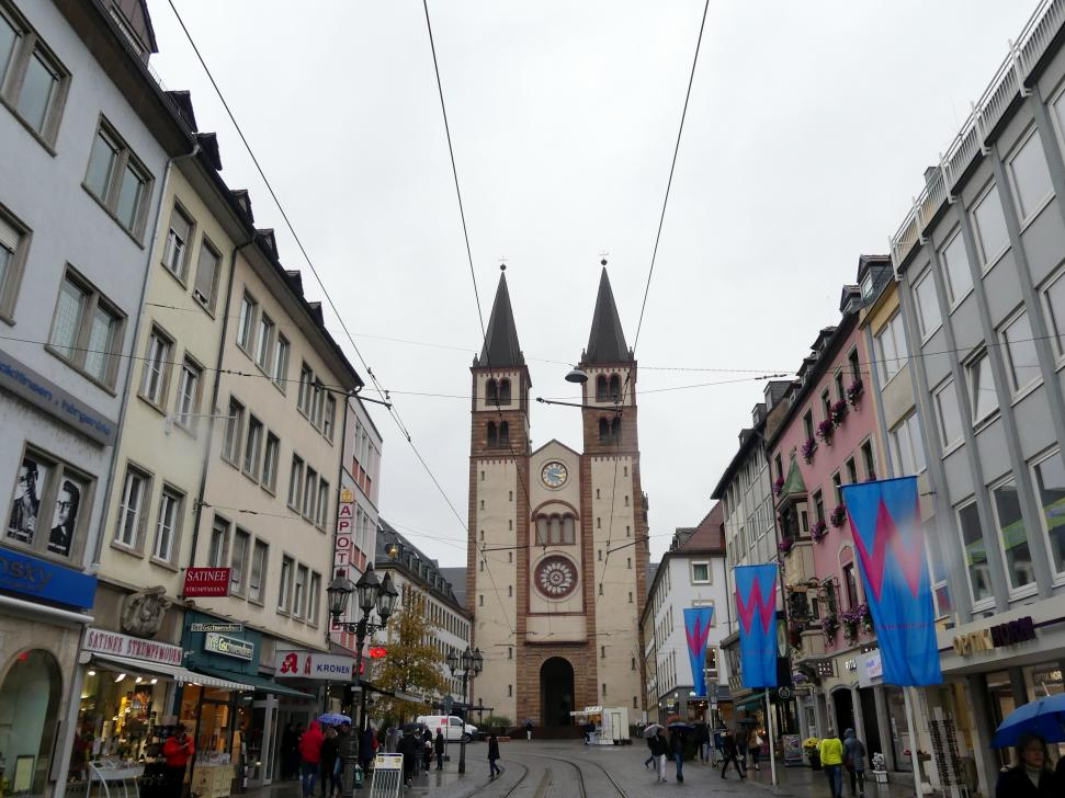 Würzburg, Dom St. Kilian, Bild 5/5