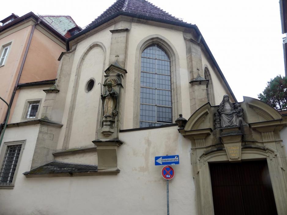 Würzburg, Ursulinenkloster Mariä Verkündigung