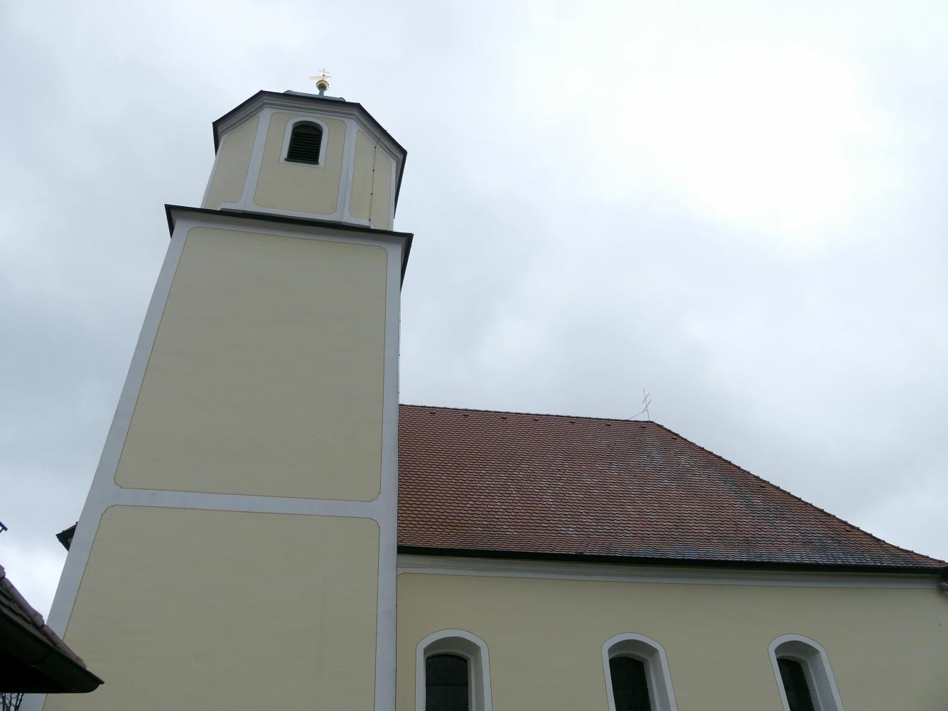 Deusmauer (Velburg), Pfarrkirche St. Maria und Margareta, Bild 2/5