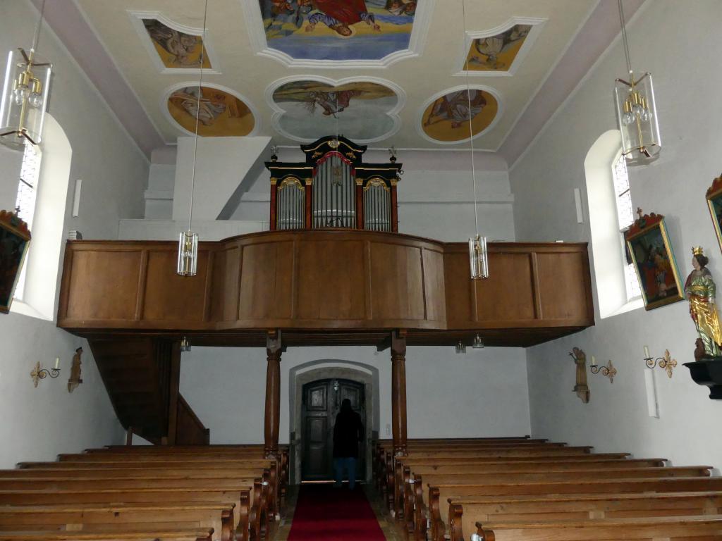 Deusmauer (Velburg), Pfarrkirche St. Maria und Margareta, Bild 4/5
