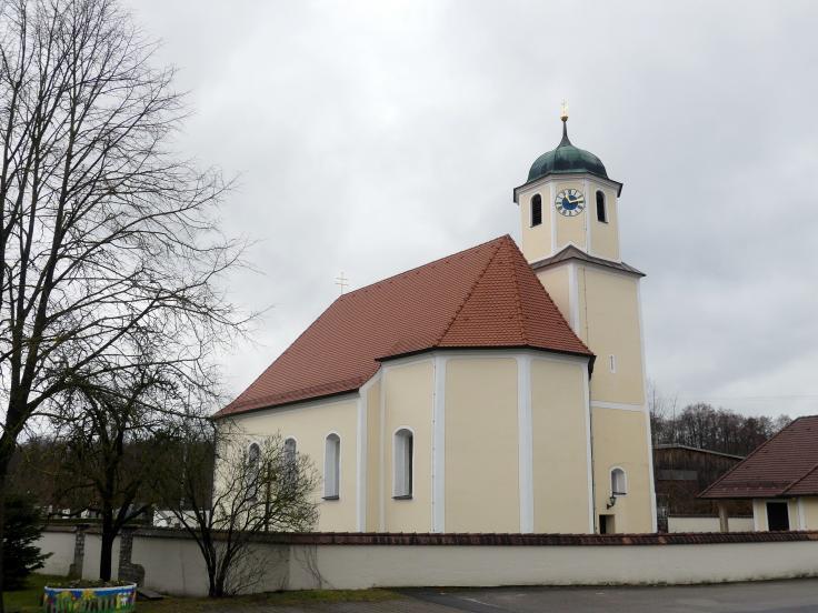 Deusmauer (Velburg), Pfarrkirche St. Maria und Margareta, Bild 5/5