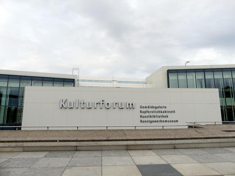 "Berlin, Gemäldegalerie (""Berliner Wunder""), Bild 3/6"