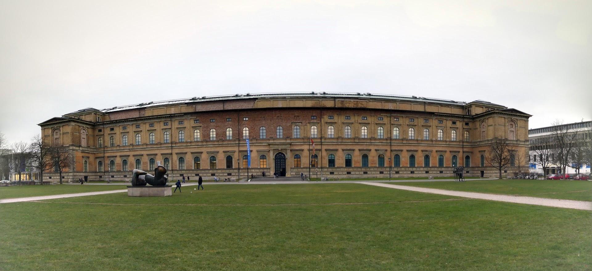 München, Alte Pinakothek, Bild 1/4