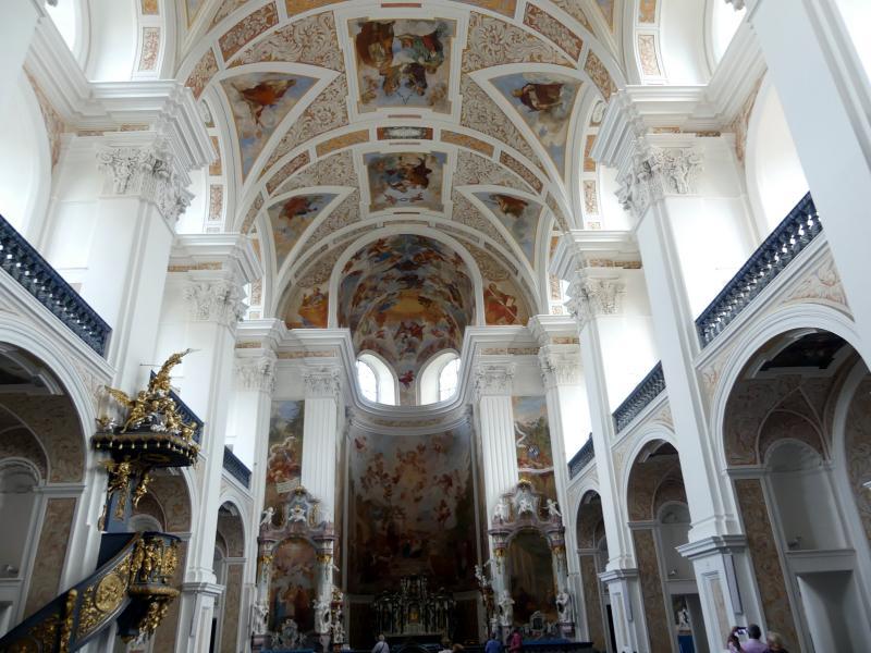 Grüssau, St.-Josephs-Kirche, Bild 4/5