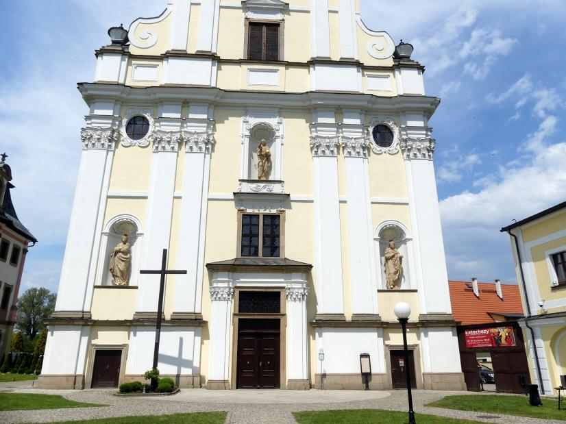 Grüssau, St.-Josephs-Kirche, Bild 5/5