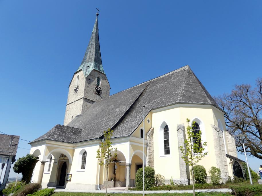 Andrichsfurt, Pfarrkirche Hl. Dreifaltigkeit