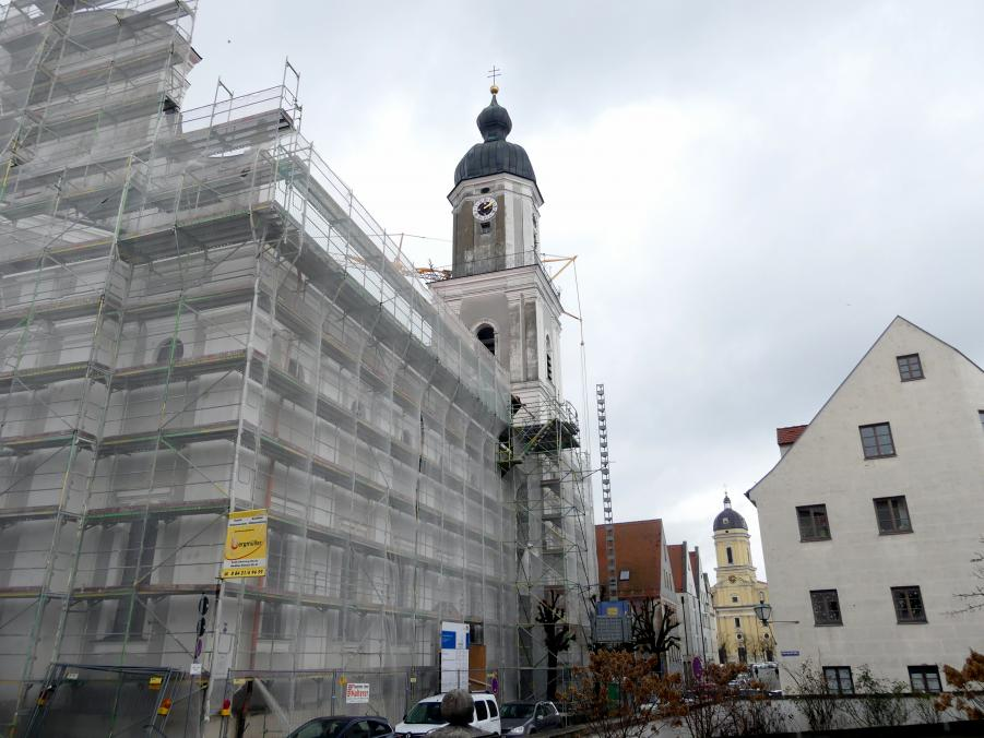 Neuburg an der Donau, Pfarrkirche St. Peter