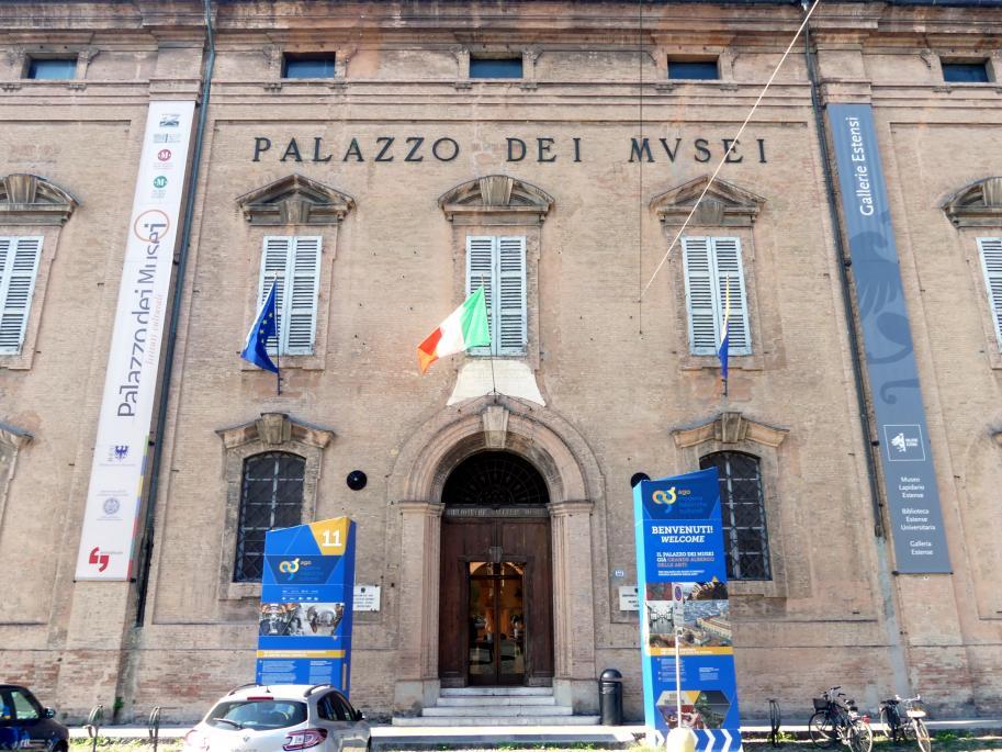 Modena, Galleria Estense, Bild 4/6