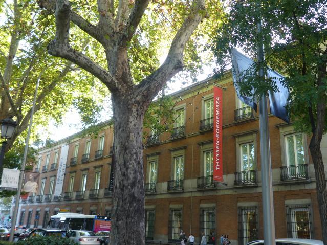 Madrid, Museo Thyssen-Bornemisza, Bild 5/6