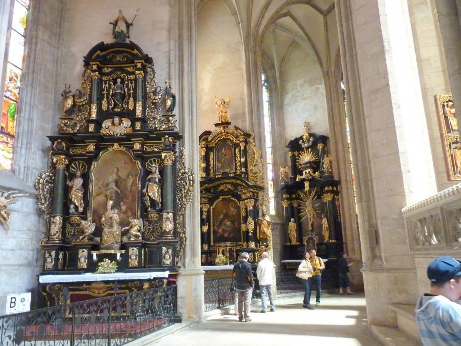Kuttenberg (Kutná Hora), Dom der heiligen Barbara, Bild 4/5
