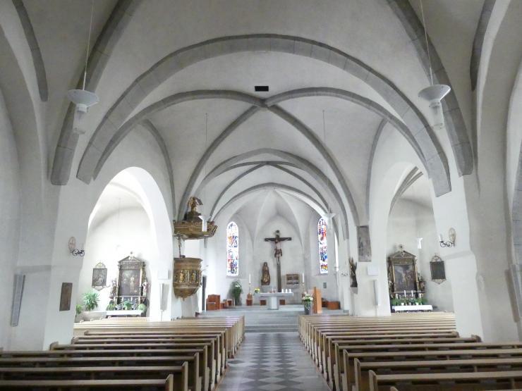 St. Lorenzen, Pfarrkirche St. Laurentius