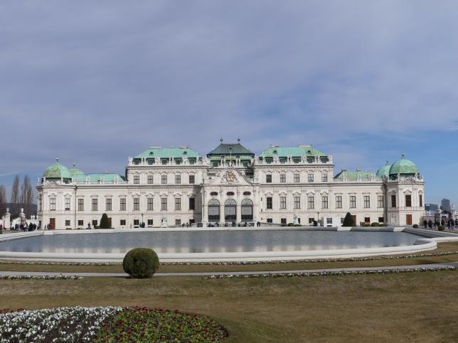 Wien, Museum Oberes Belvedere, Bild 1/3